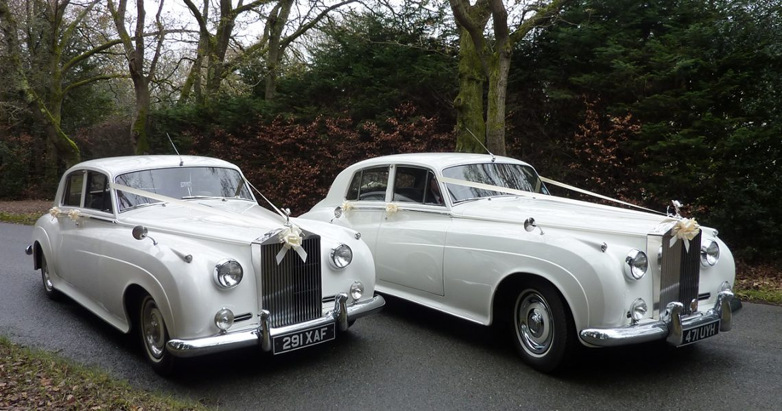 Best Affordable Luxury Wedding Cars